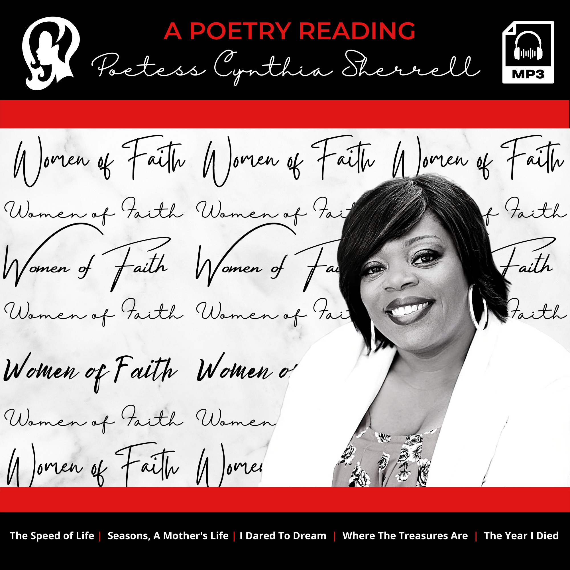 EP - A Poetry Reading / Poetess Cynthia Sherrell