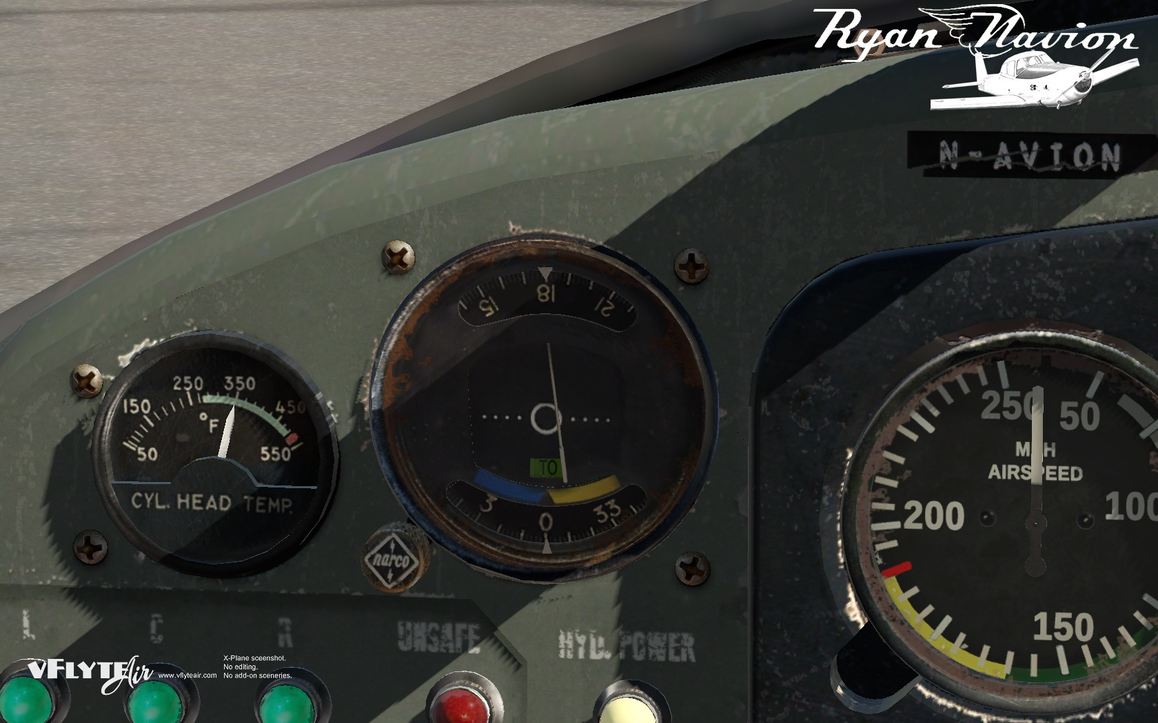 Navion 205 Vintage for X-Plane 11 - Pay What You Want!