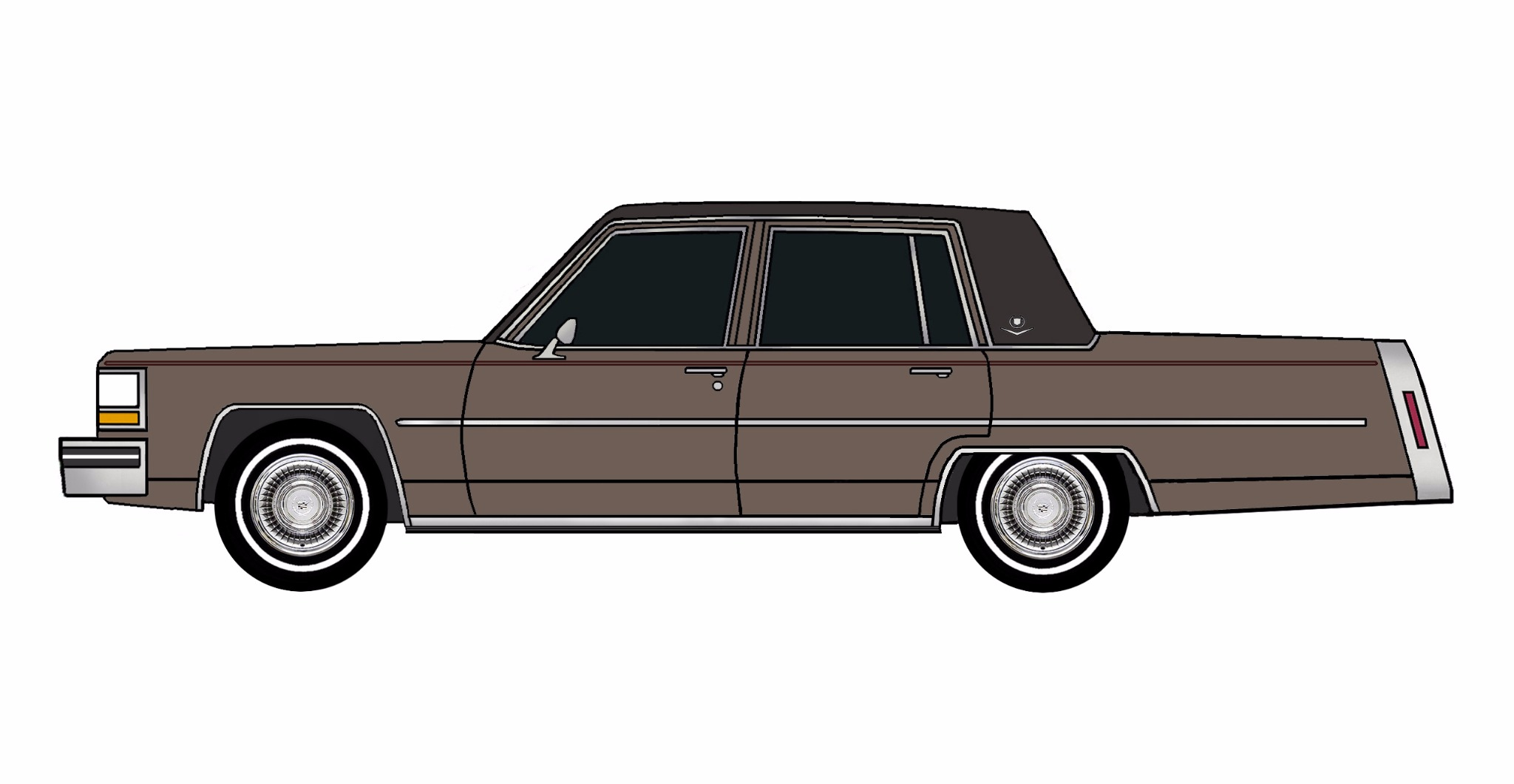 1981 Cadillac Deville FRENCH GREY