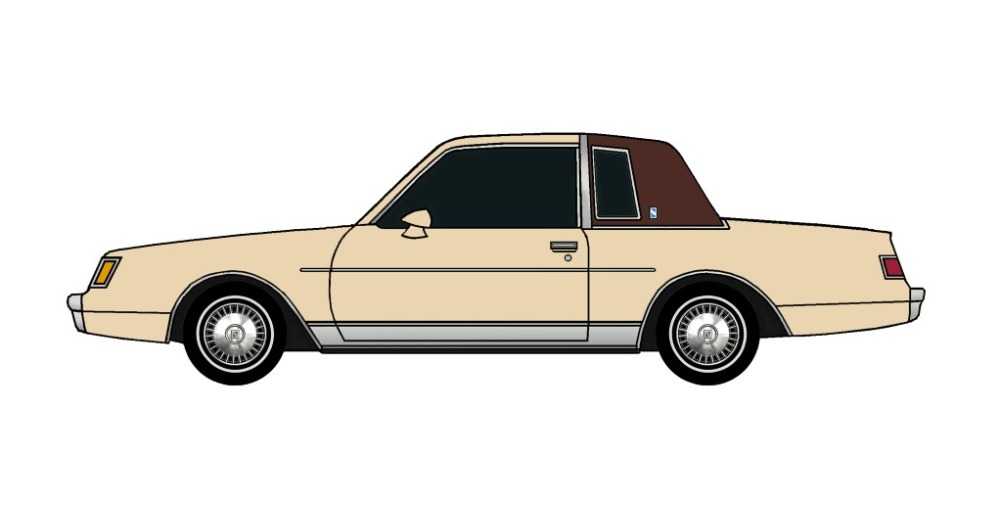 1981 Buick Regal BEIGE