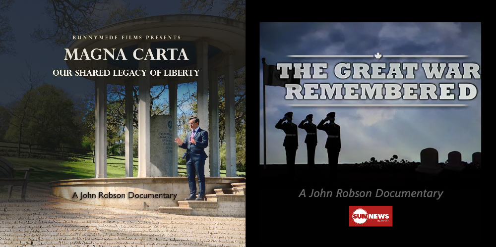 [DVD] Magna Carta and Great War Remembered