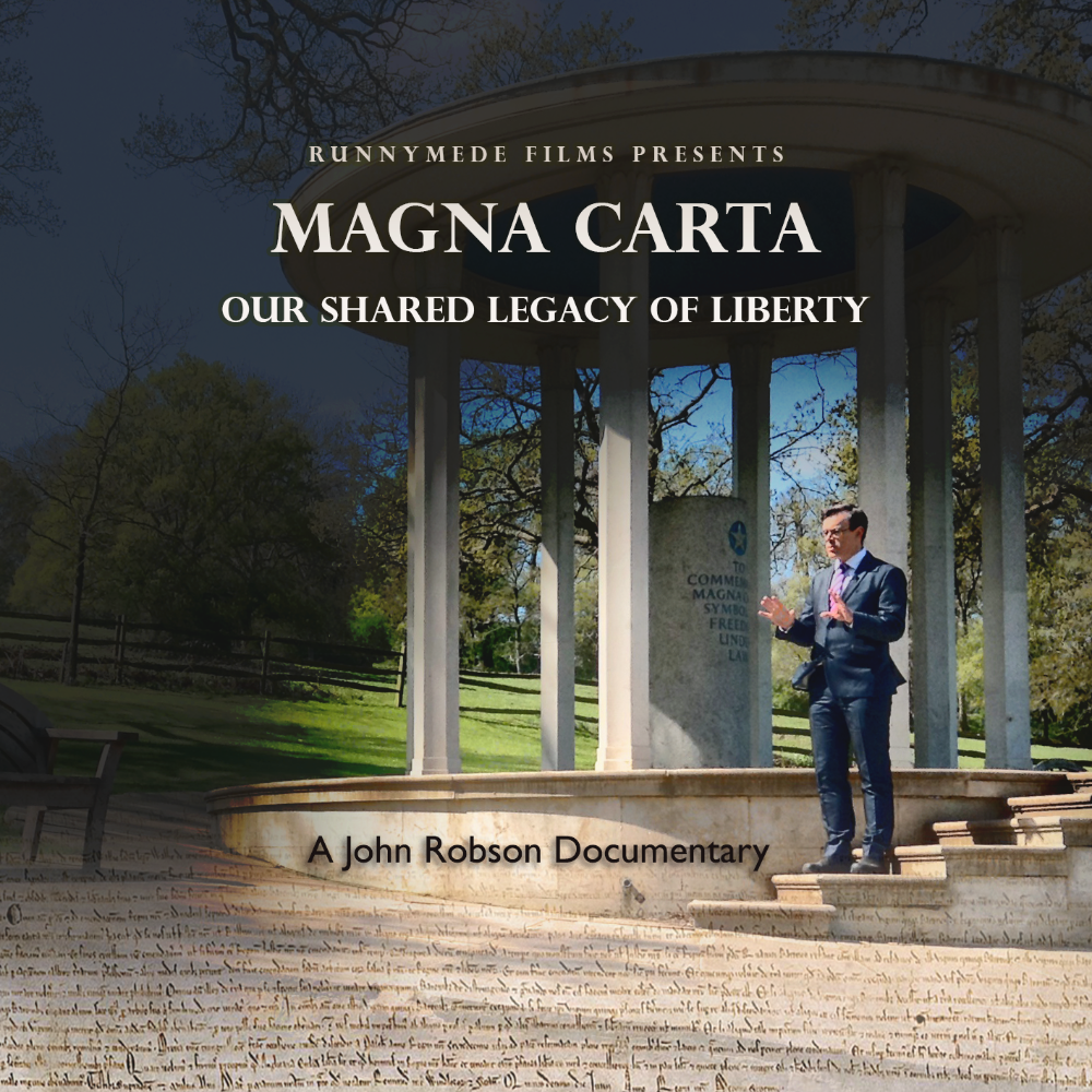 [DVD] Magna Carta: Our Shared Legacy of Liberty