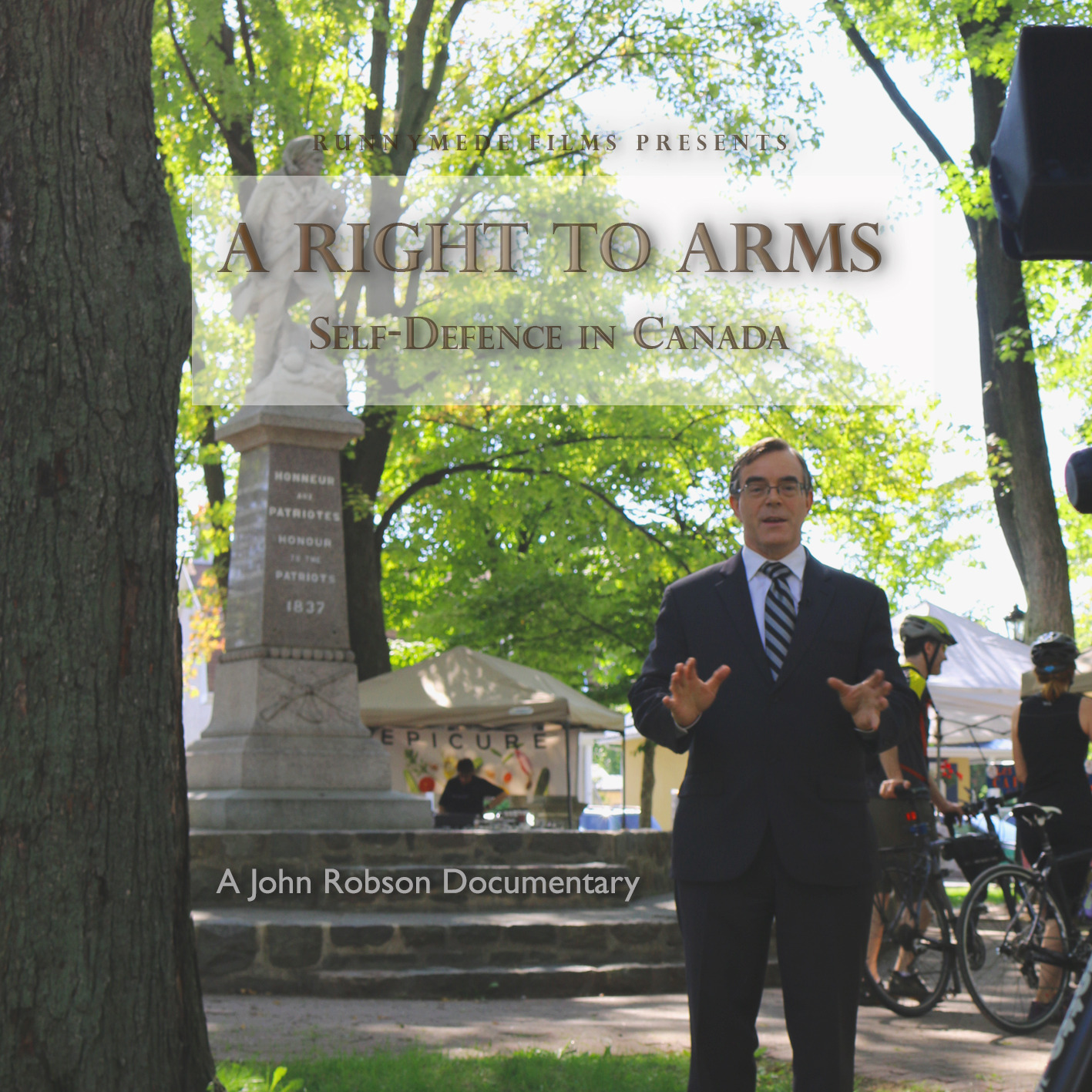[BLU-RAY DVD] A Right to Arms: A John Robson documentary