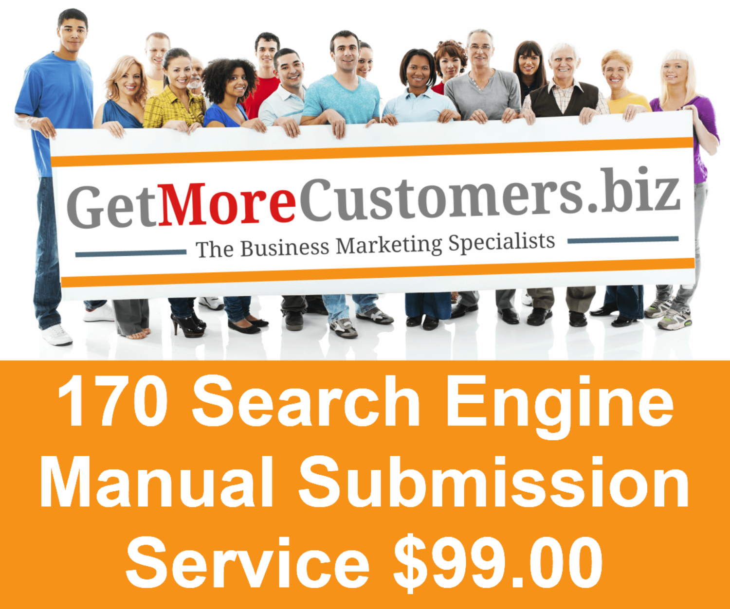 170 Search Engine Submission Marketing Service