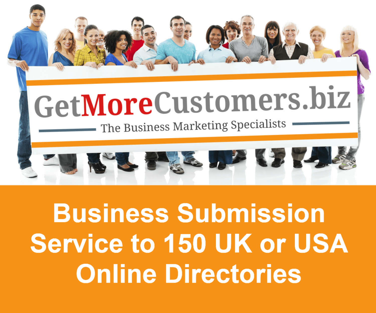 Submission to 150 Directories (UK or USA) $99.00
