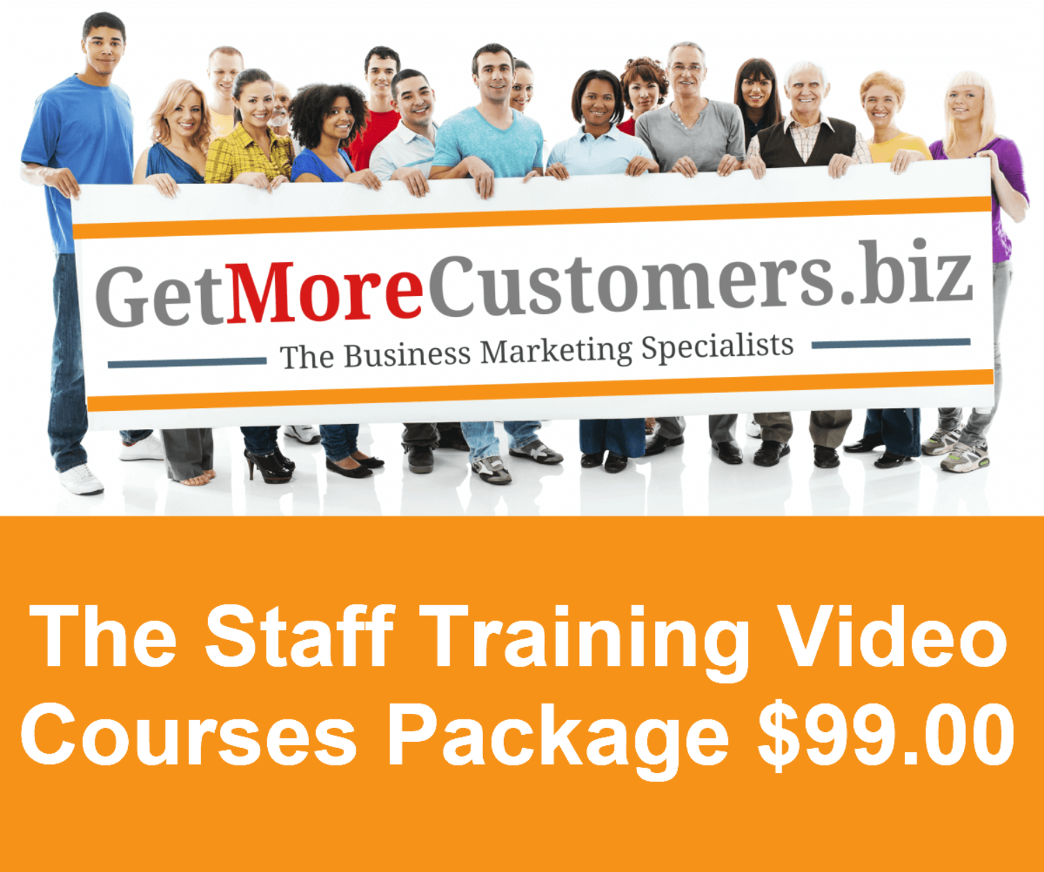 Staff Training Video Courses Package