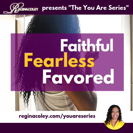 The You Are Series: Faithful, Fearless, and Favored {MP3}