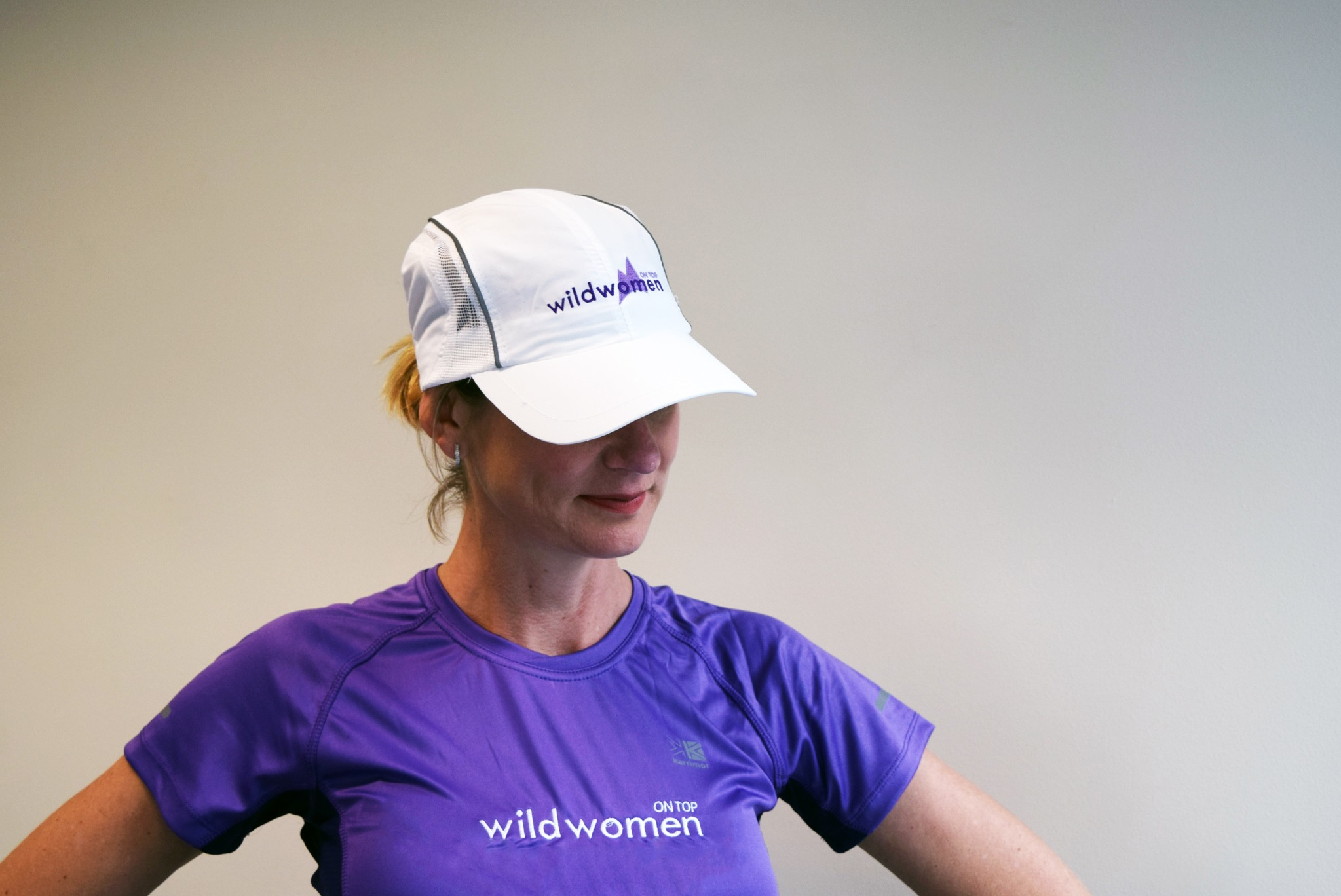 Wild Women On Top Cap
