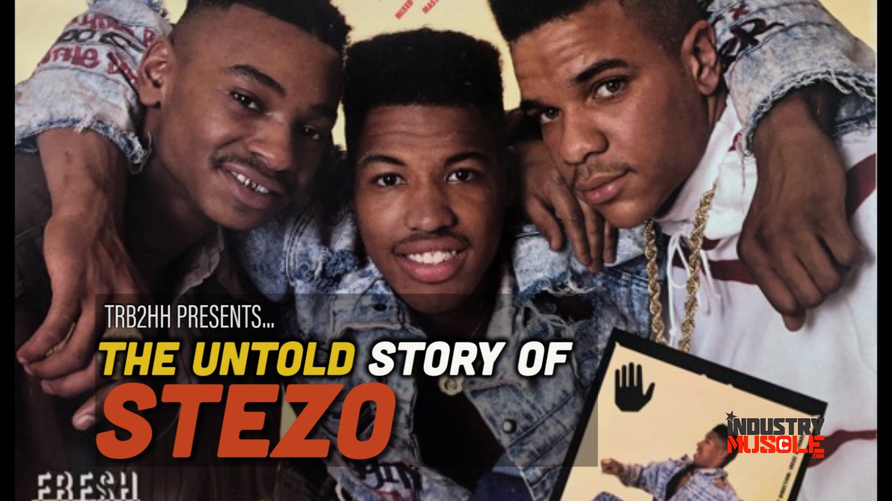 The Untold Story of STEZO : from Epmd's dancer to putting out his own hit records