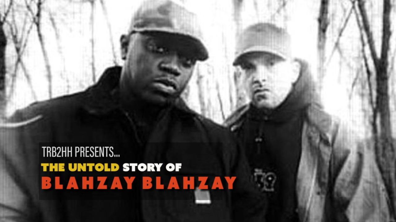 The Untold Story of Blahzay Blahzay| When the East is in the House!!