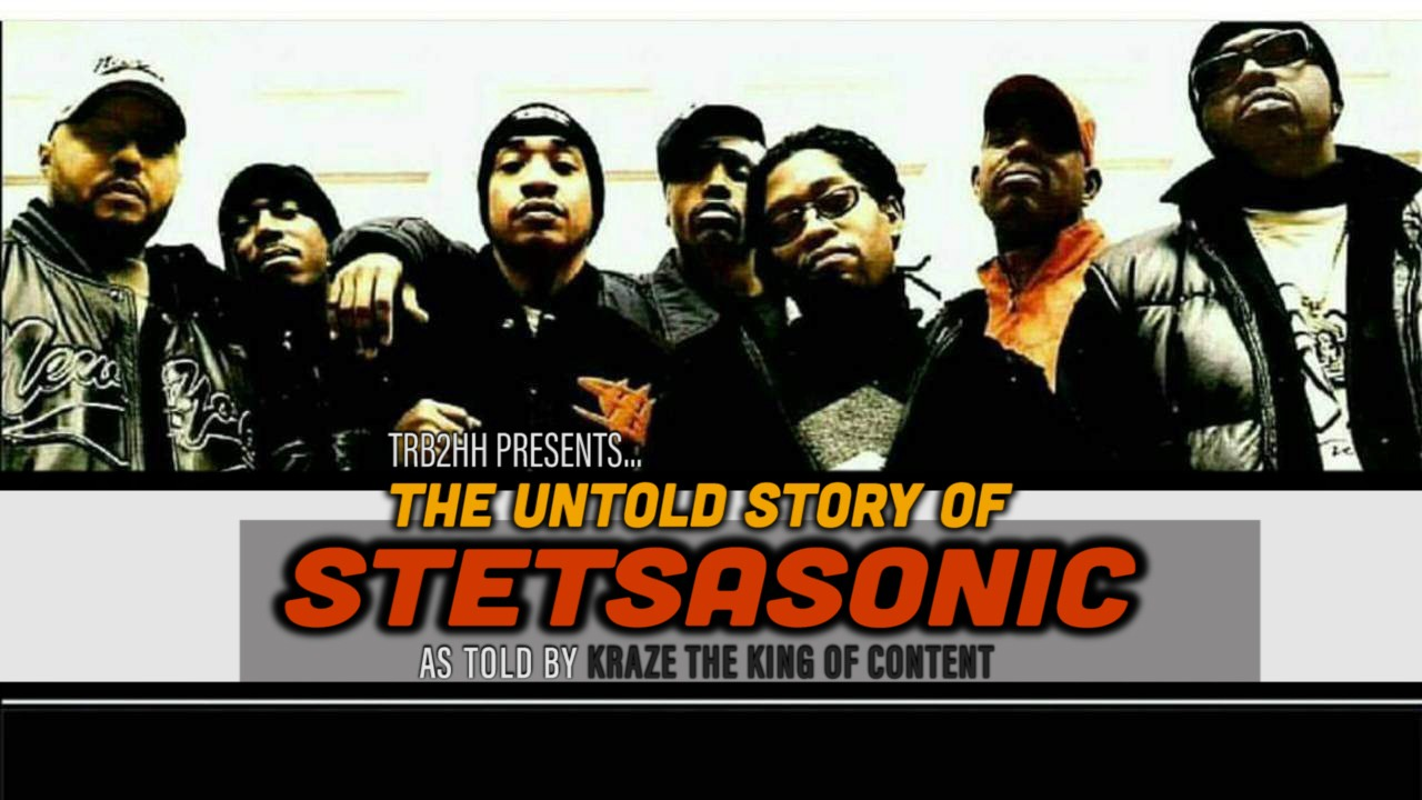 The Untold Story of Stetsasonic | The Original HipHop Band