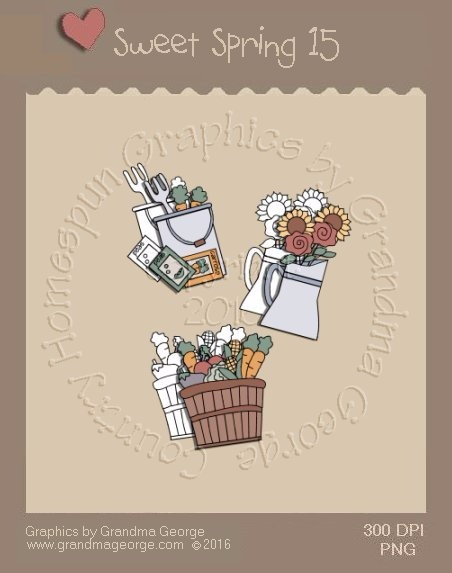 Sweet Spring Single Country Graphic 15