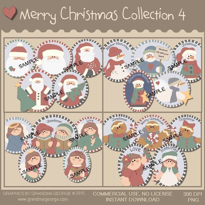 Merry Christmas Collection Vol. 4