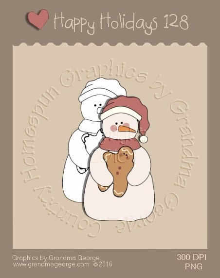 Happy Holidays Christmas Single Country Graphic 128