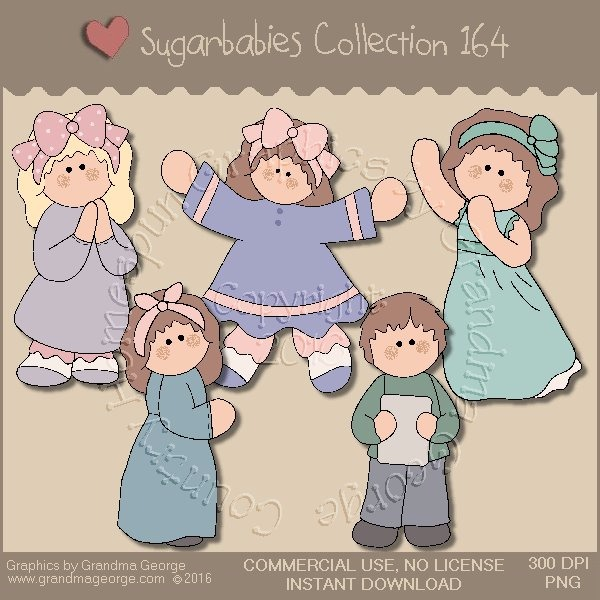 Sugarbabies Country Graphics Collection Vol. 164