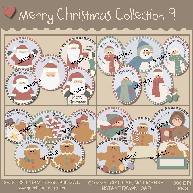 Merry Christmas Collection Vol. 9