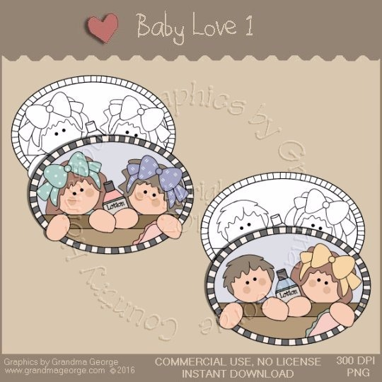 Baby Love Single Country Graphic 1
