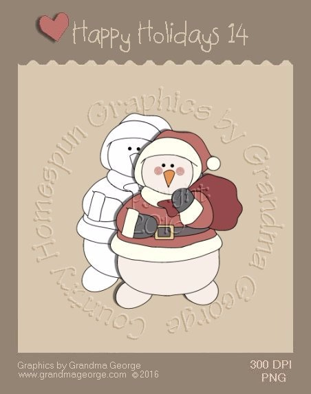 Happy Holidays Christmas Single Country Graphic 14
