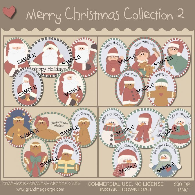 Merry Christmas Collection Vol. 2