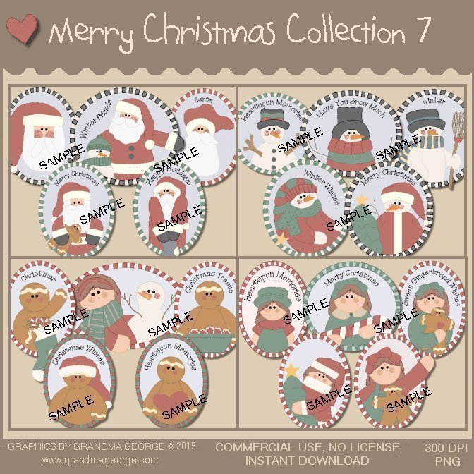 Merry Christmas Collection Vol. 7