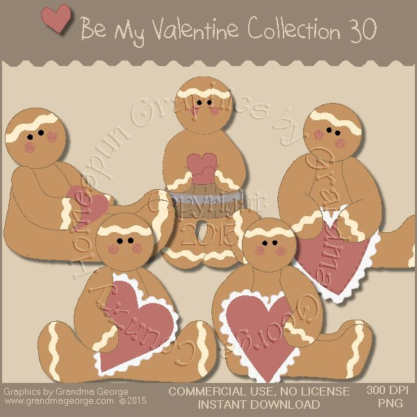 Be My Valentine Graphics Collection Vol. 30