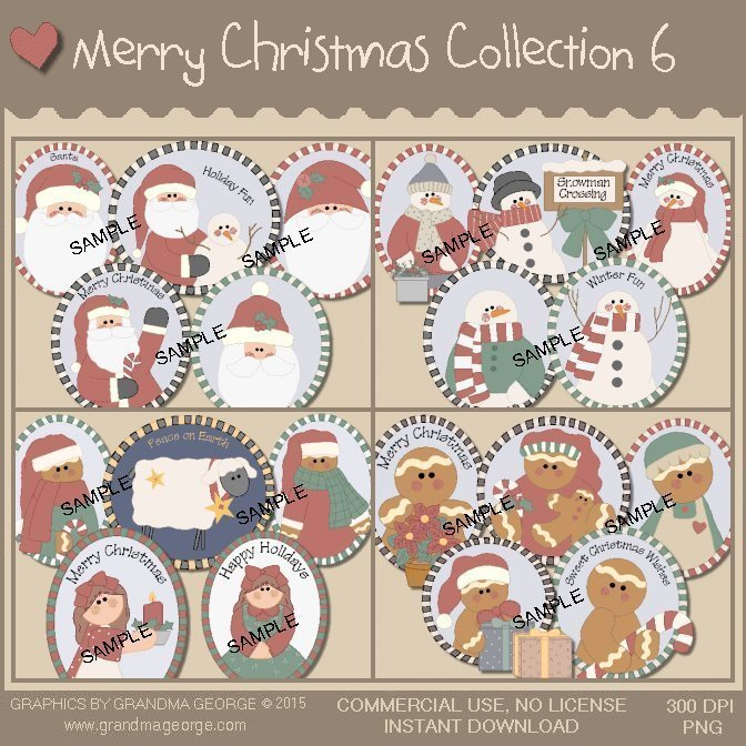 Merry Christmas Collection Vol. 6