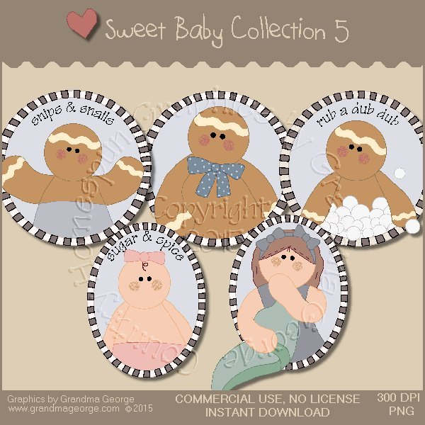 Sweet Baby Graphics Collection Vol. 5