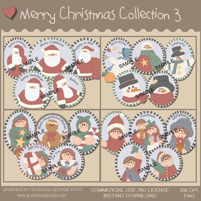 Merry Christmas Collection Vol. 3