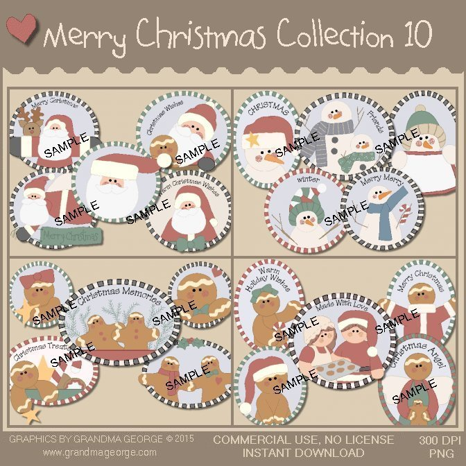 Merry Christmas Collection Vol. 10