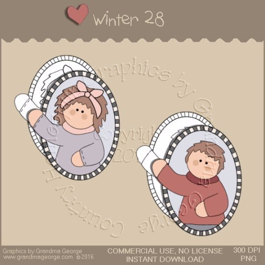 Winter Single Country Graphic 28