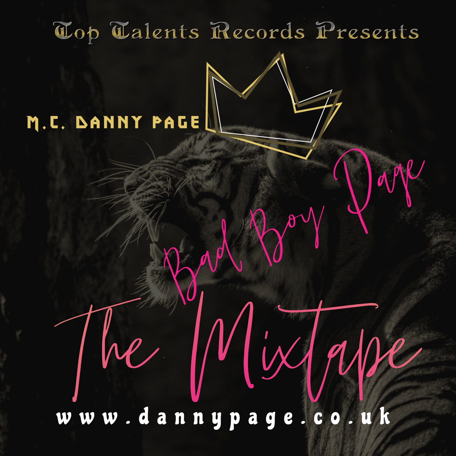 Bad Boy Page - The Mixtape