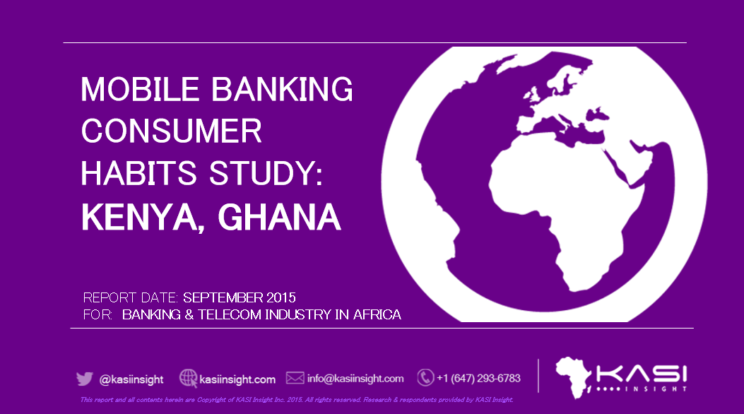 Mobile Banking Habits in Africa