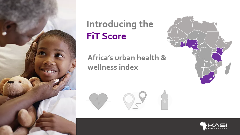 FiT Score - Africa's urban health and wellness index (Ghana)
