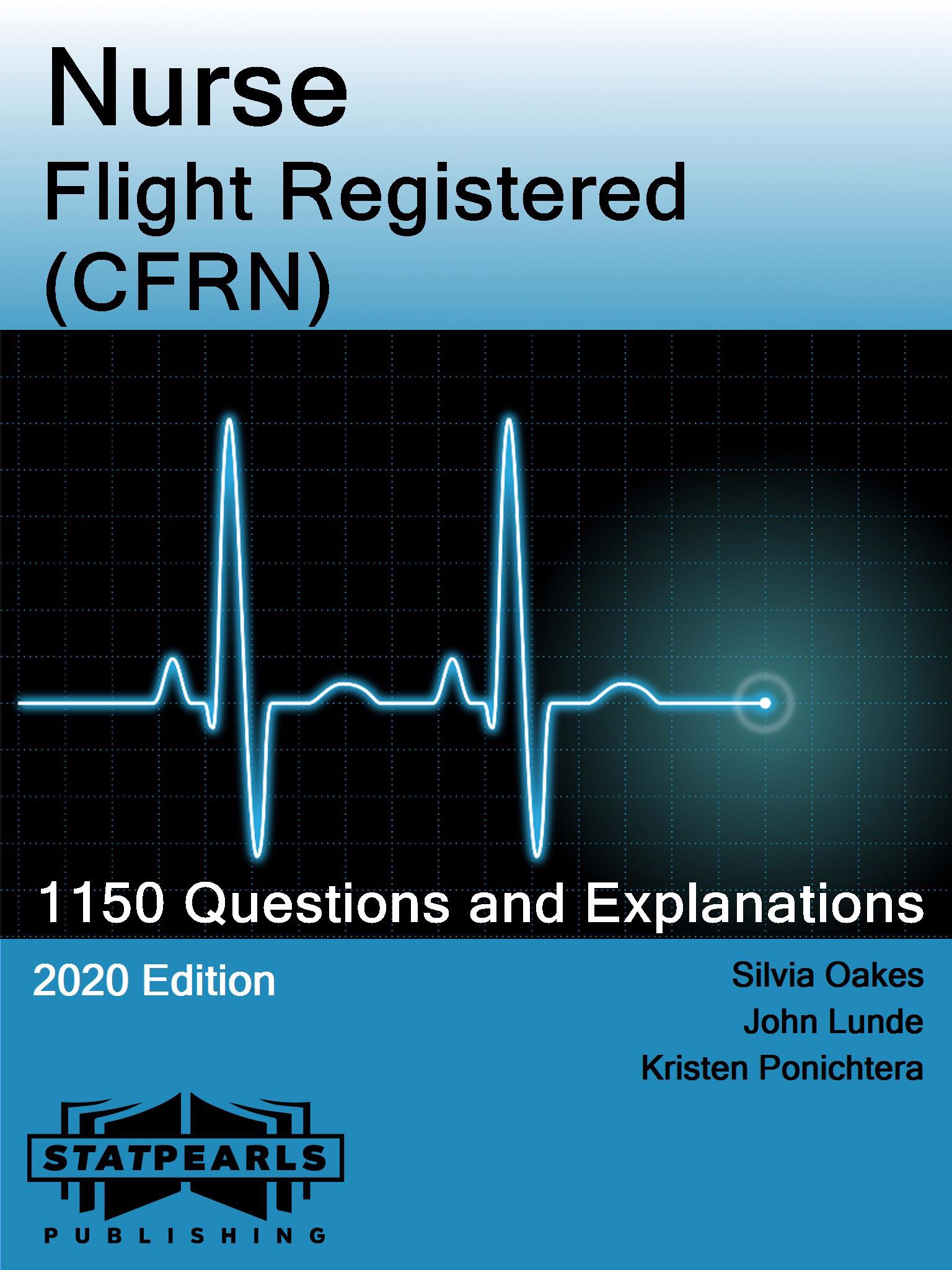 Nurse Flight Registered (CFRN)
