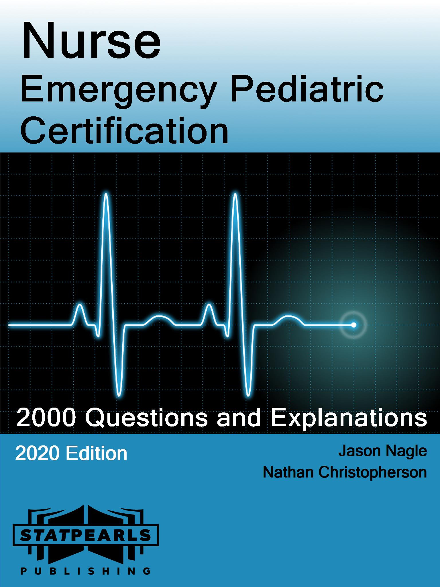 Nurse Emergency Pediatric Certification