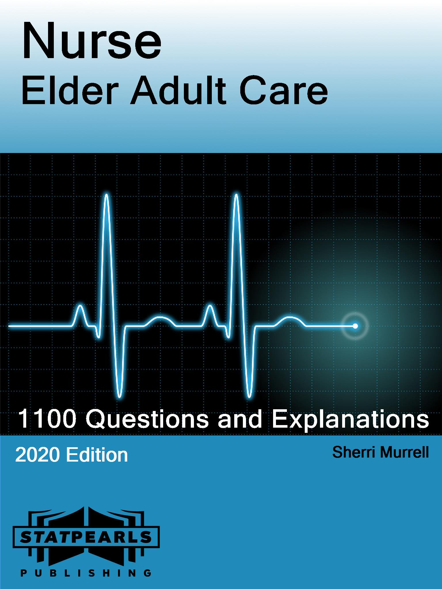 Nurse Elder Adult Care