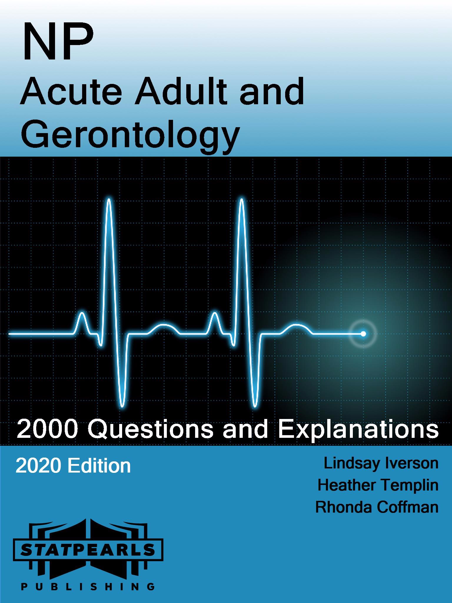 NP Acute Adult and Gerontology