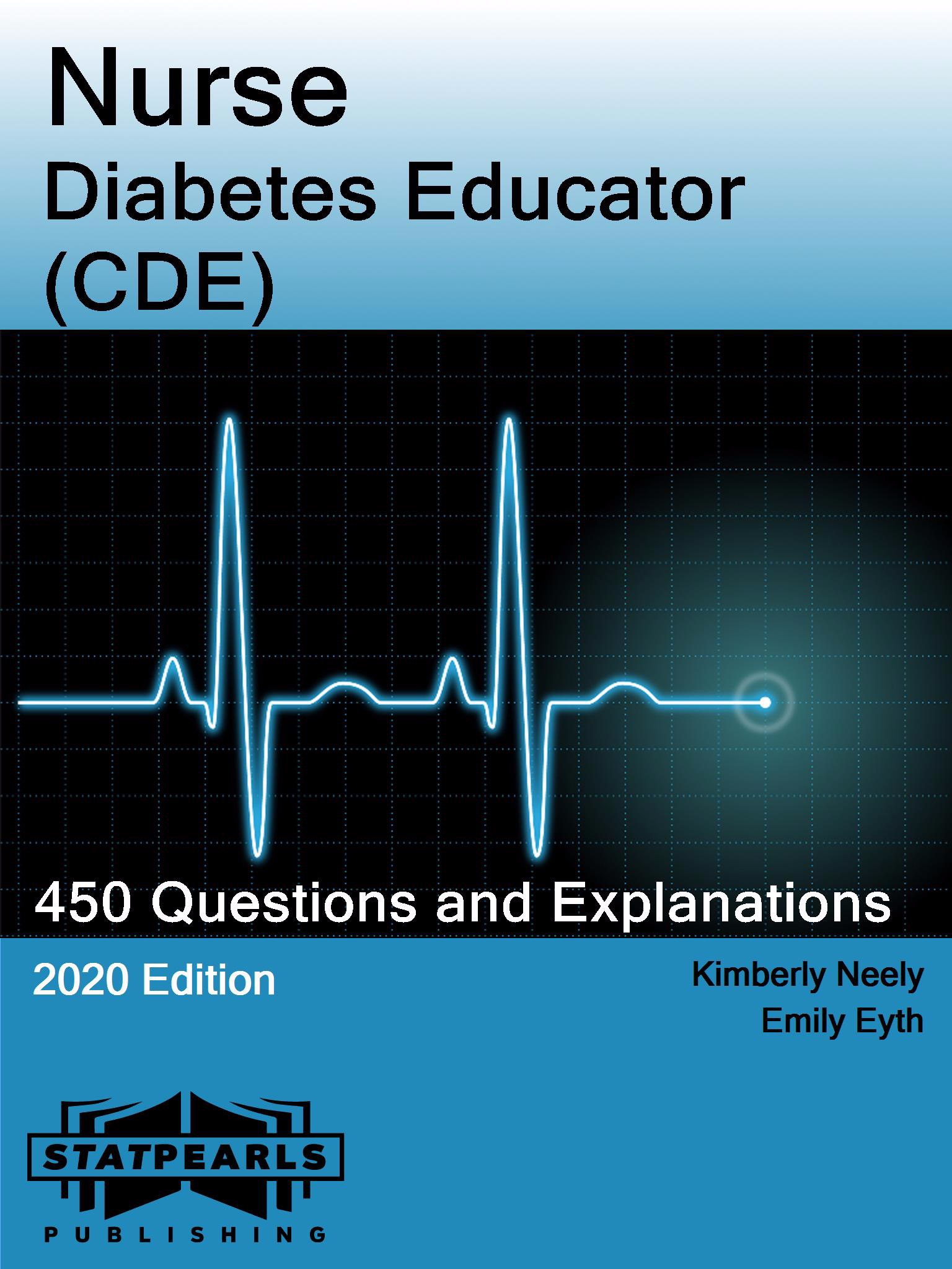 Nurse Diabetes Educator (CDE)