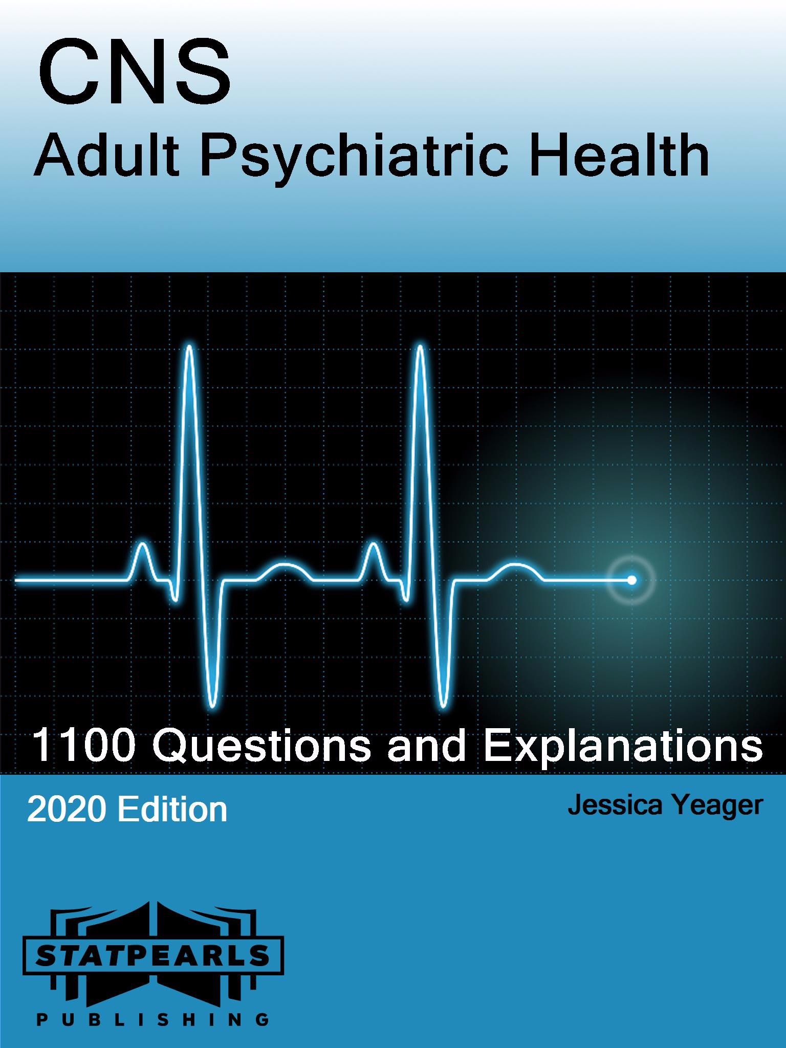 CNS Adult Psychiatric Health
