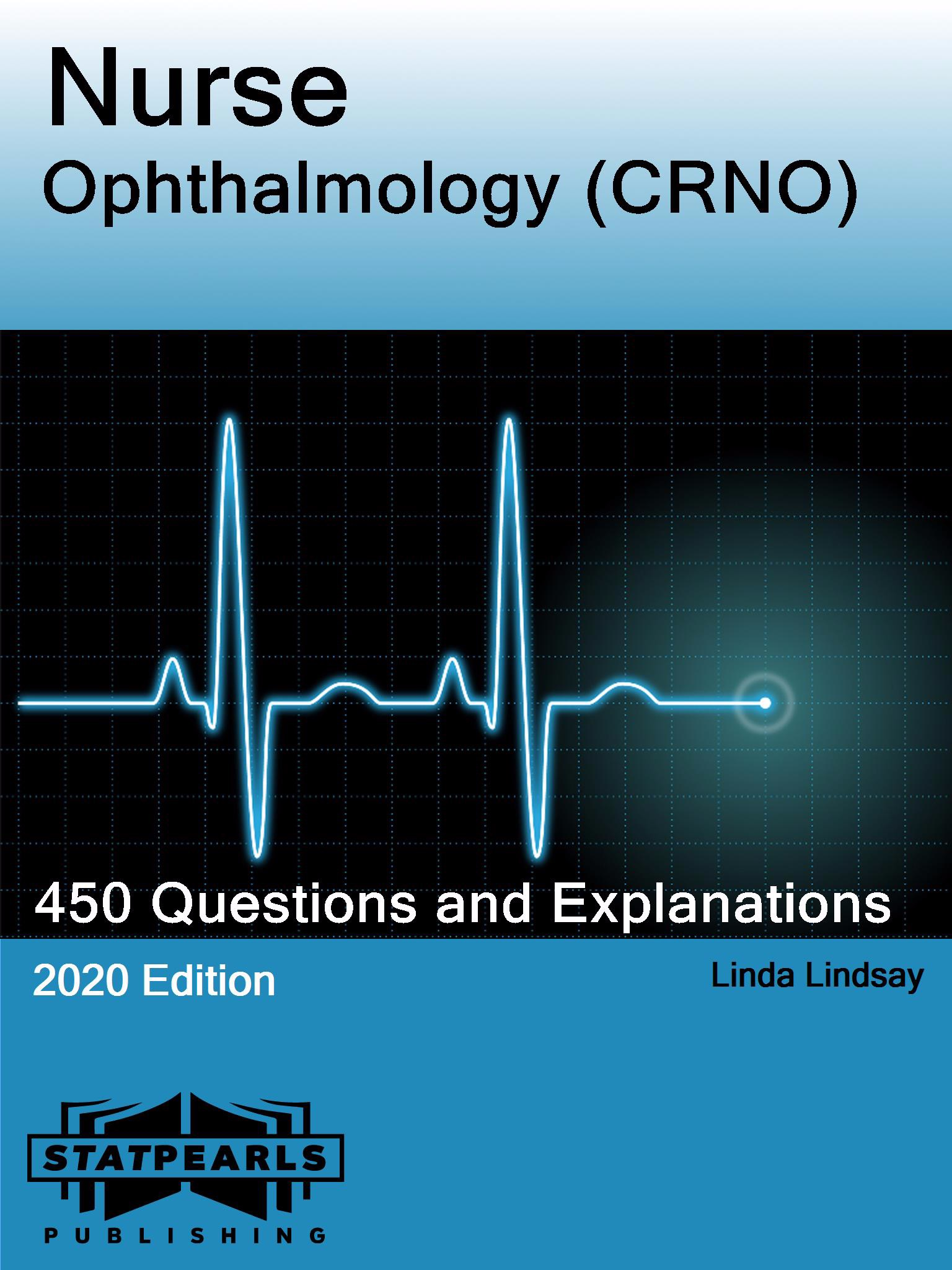 Nurse Ophthalmology (CRNO)