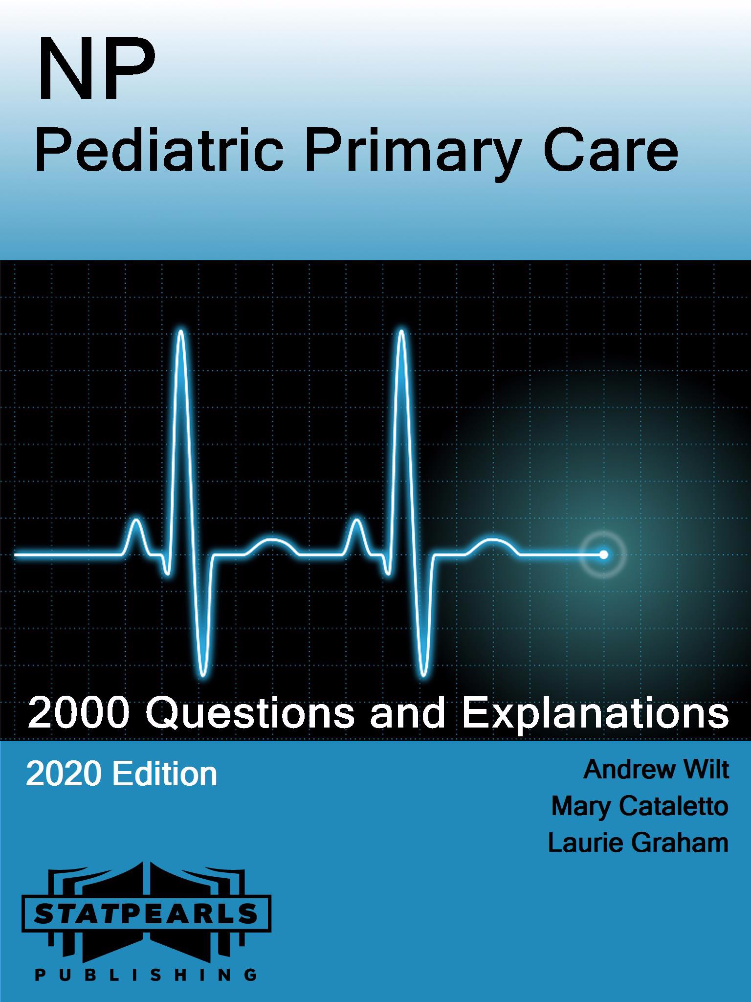 NP Pediatric Primary Care