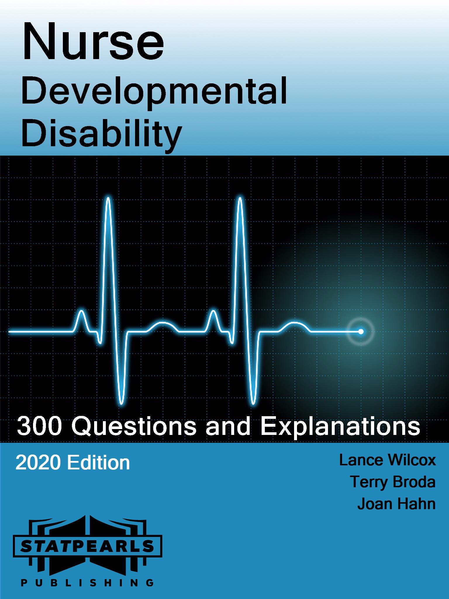 Nurse Developmental Disability