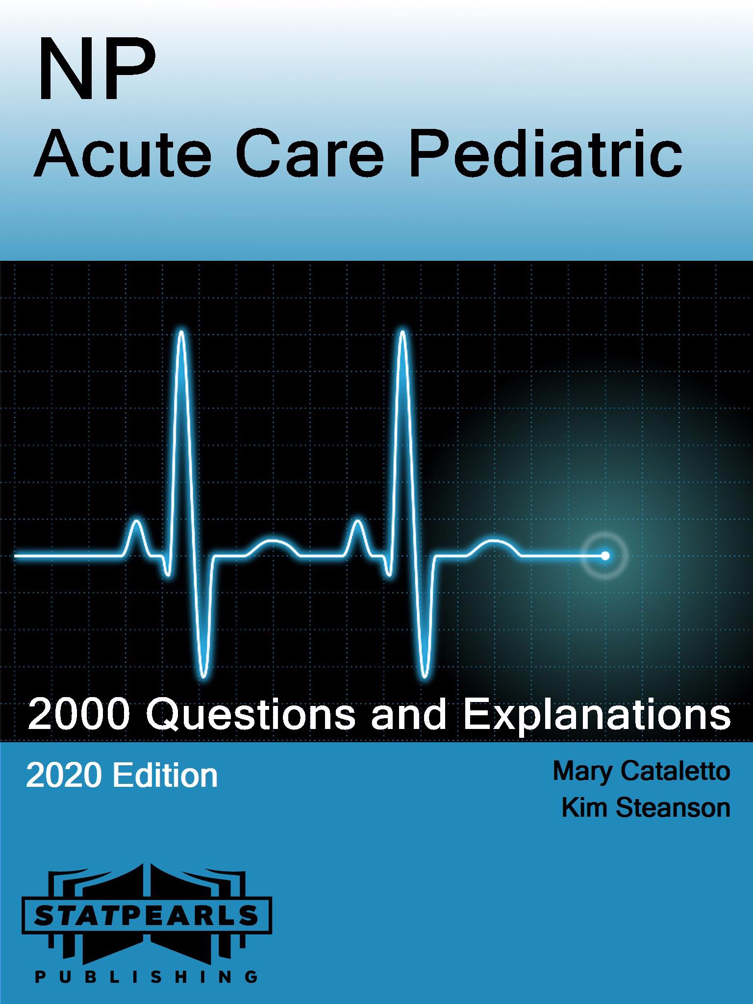 NP Acute Care Pediatric
