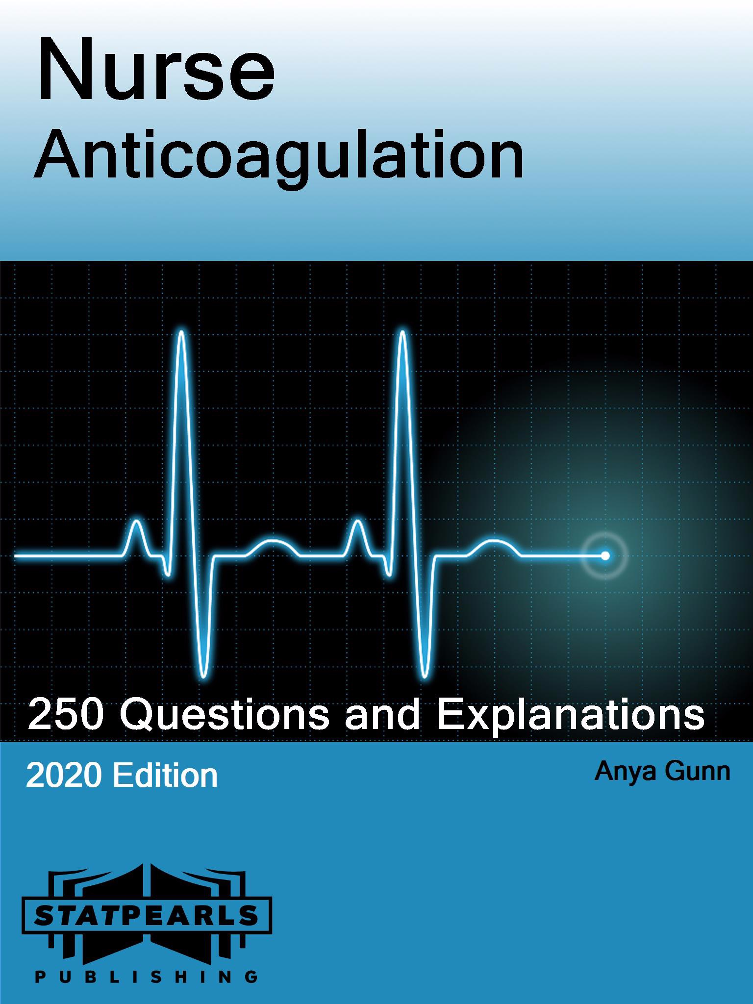 Nurse Anticoagulation