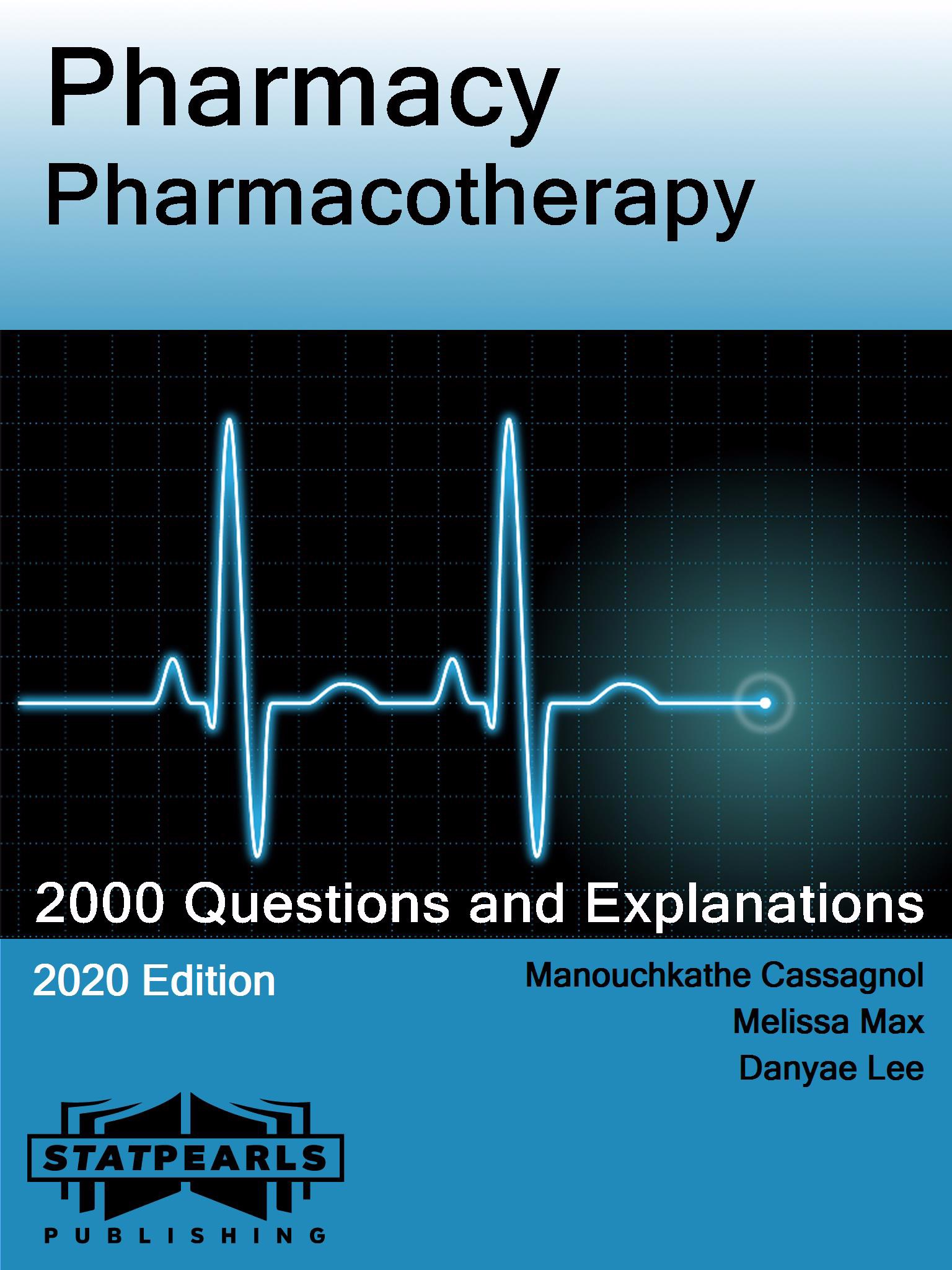 Pharmacy Pharmacotherapy