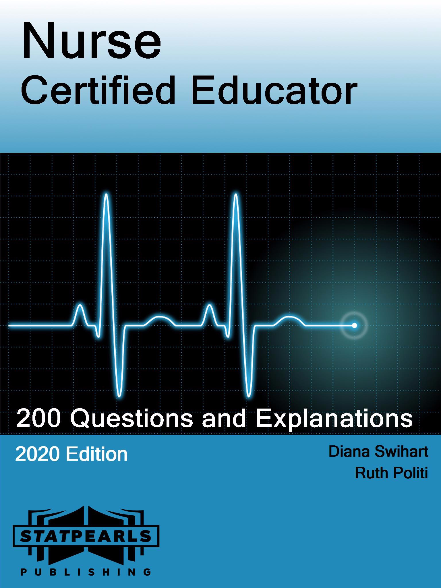 Nurse Certified Educator