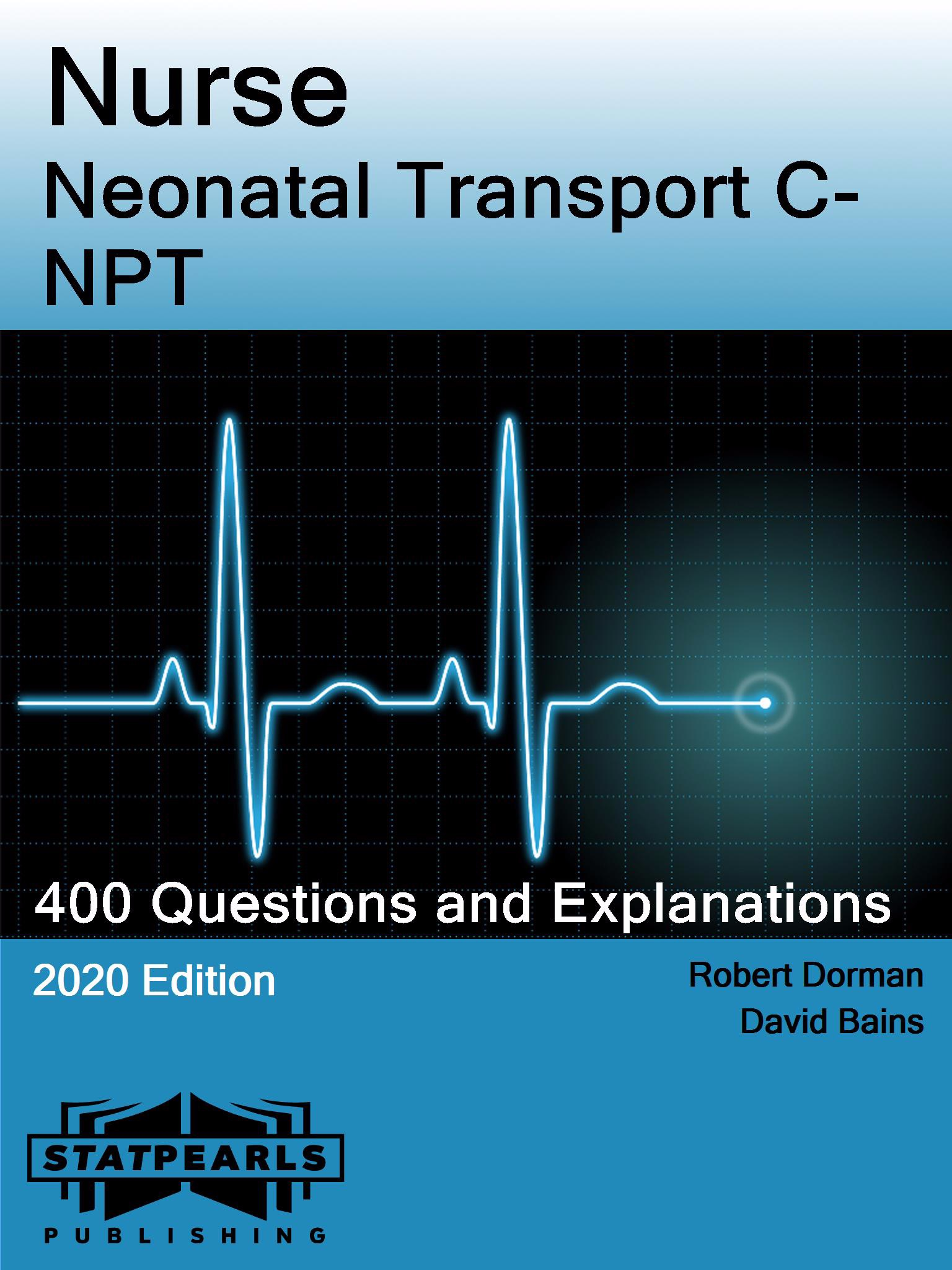 Nurse Neonatal Transport C-NPT