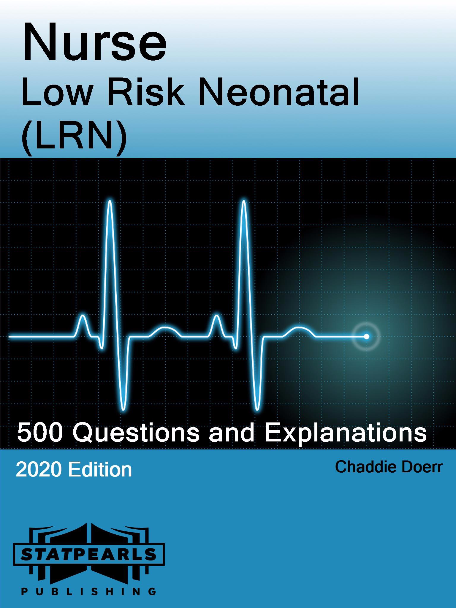 Nurse Low Risk Neonatal (LRN)
