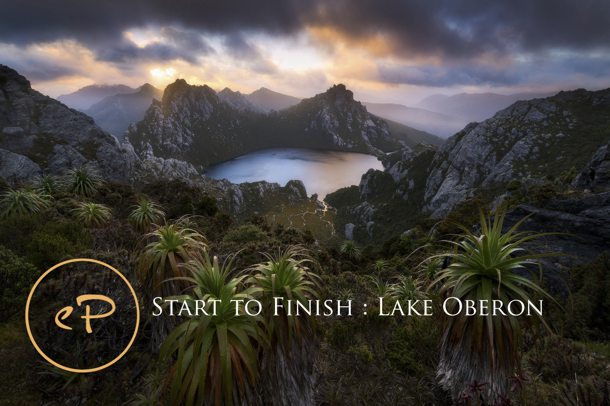 "EP Start to Finish: ""Lake Oberon"""