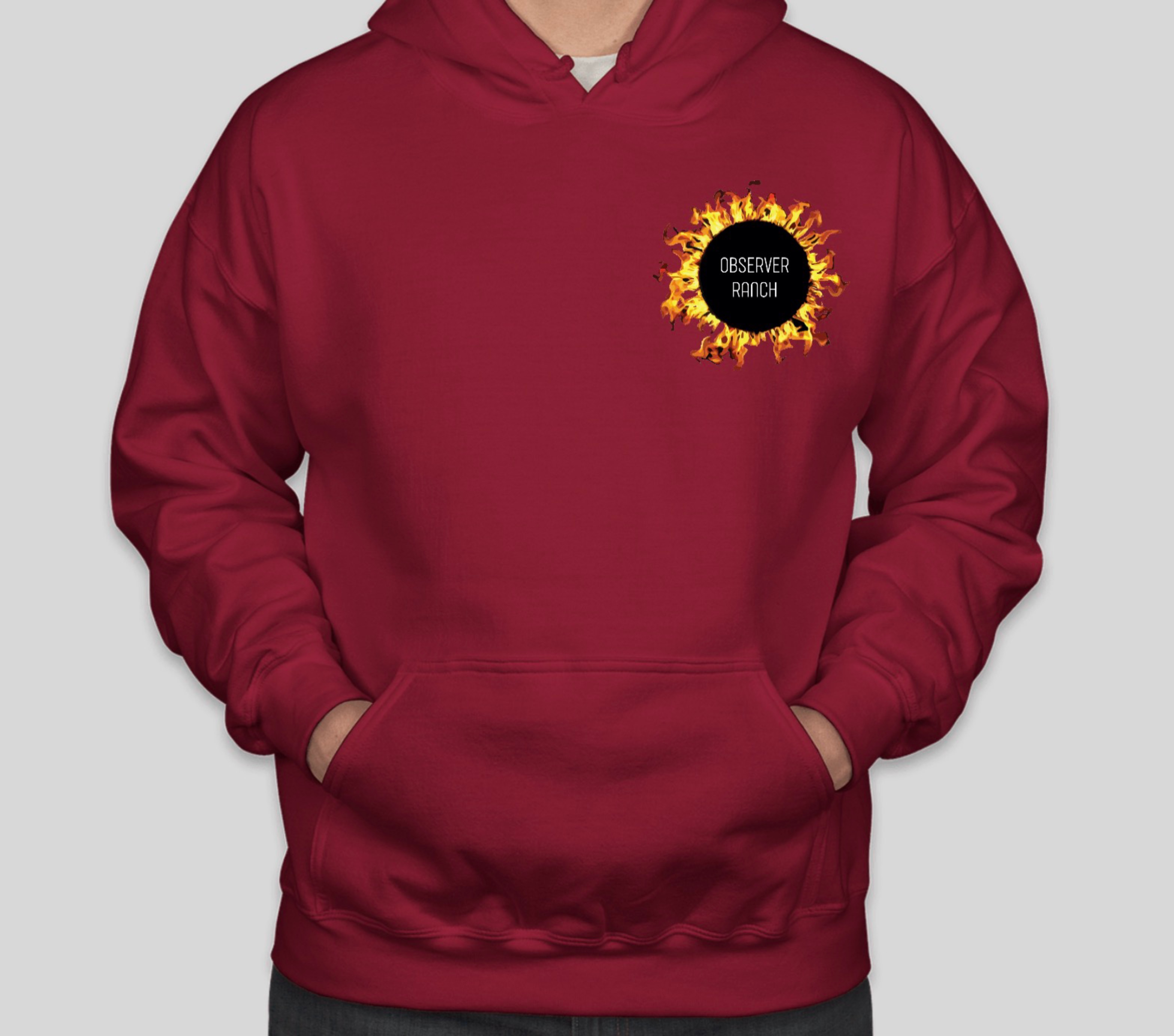 Limited Edition FOUNDER Observer Ranch/Suspicious0bserver Sweatshirt